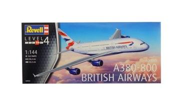 A8949 Модель самолета для склеивания Airbus A-380 доставка товаров из Польши и Allegro на русском