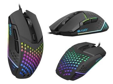 Мышь игровая мышь для игроков, RGB LED доставка товаров из Польши и Allegro на русском