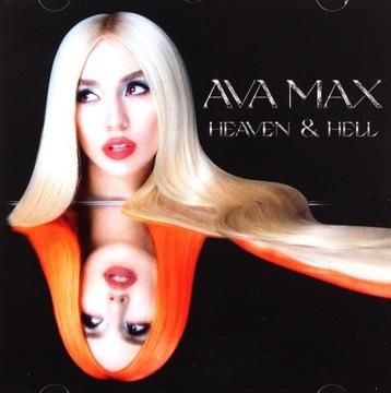 AVA MAX: HEAVEN+HELL [CD] доставка товаров из Польши и Allegro на русском