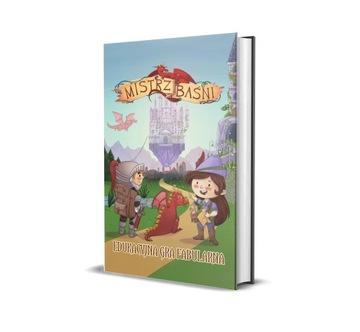 Мастер Сказок - образовательная ролевая игра STREFA24 доставка товаров из Польши и Allegro на русском