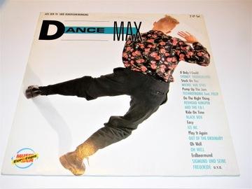 Dance Max 1 1989 SKŁ. 2x12'' Ice MC Technotronic доставка товаров из Польши и Allegro на русском