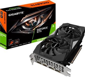 Видеокарта GeForce GTX 1660 СУПЕР 6GB GDDR6 доставка товаров из Польши и Allegro на русском