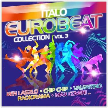 Italo Eurobeat Collection Vol. 3 2020 2CD доставка товаров из Польши и Allegro на русском
