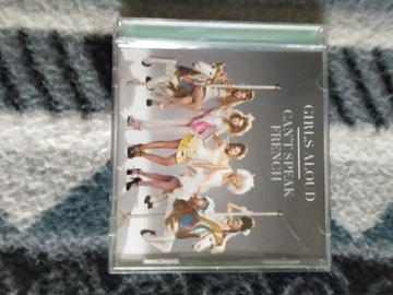 Girls Aloud - Cant speak French/MCD-5 песен/ доставка товаров из Польши и Allegro на русском