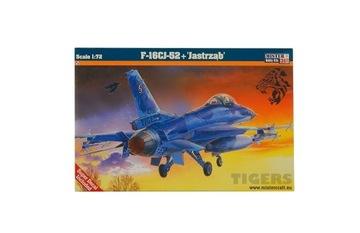 (A6680 Модель самолета для склеивания F-16 Сокол-P) доставка товаров из Польши и Allegro на русском