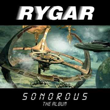 Rygar - Sonorous 2020 CD АЛЬБОМ SPACESYNTH ITALO доставка товаров из Польши и Allegro на русском