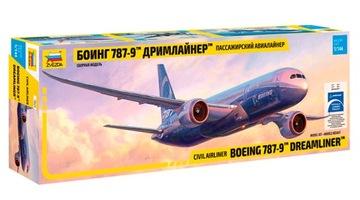 ЗВЕЗДА 7021 BOEING 787-9 DREAMLINER доставка товаров из Польши и Allegro на русском