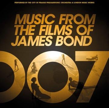 Music From the Films of James Bond (2xLP) доставка товаров из Польши и Allegro на русском