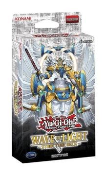 Yu-Gi-Oh! Wave of Light Structure Deck STREFA24 доставка товаров из Польши и Allegro на русском