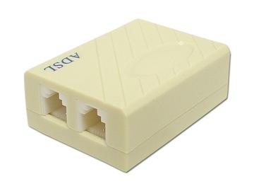 Filtr ADSL Bez Kabla Telefoniczny Analogowy Kostka доставка товаров из Польши и Allegro на русском