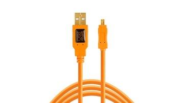 TETHER TOOLS kabel USB 2.0-Mini-B 8-Pin 4.6 CU8015 доставка товаров из Польши и Allegro на русском
