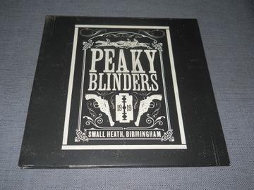 va - peaky blinders soundtrack s. 1-5 (3lp) OPIS доставка товаров из Польши и Allegro на русском
