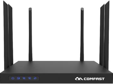 ROUTER GIGABITOWY WiFi COMFAST CF-WR650AC ORANGEOS доставка товаров из Польши и Allegro на русском