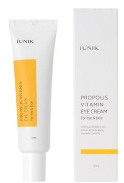 iUNIK Прополис Vitamin Eye Cream 30 мл доставка товаров из Польши и Allegro на русском