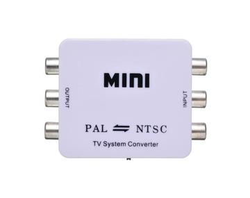 Преобразователя стандарта video CVBS PAL NTSC двухсторонний доставка товаров из Польши и Allegro на русском