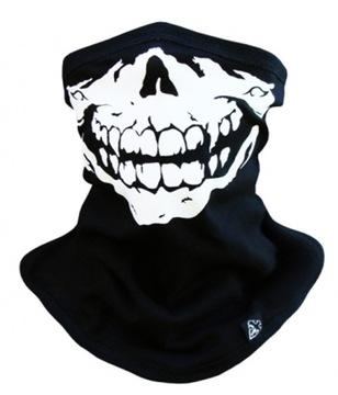 М СЛИНГ специальная одежда для мотоциклистов маска ЧЕРЕП дымоход воротник доставка товаров из Польши и Allegro на русском