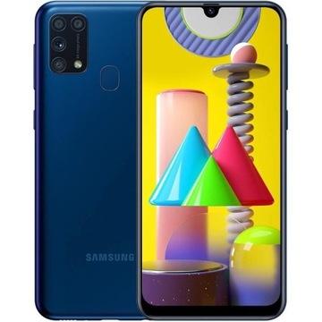 Smartfon Samsung GALAXY M31 6/128GB Niebieski доставка товаров из Польши и Allegro на русском