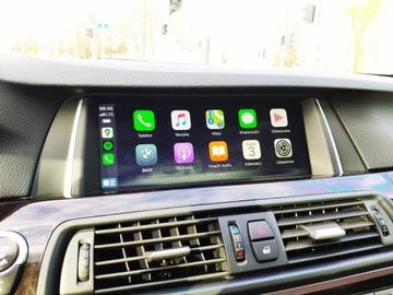 Aktywacja Apple CarPlay Screen Mirroring BMW F / G доставка товаров из Польши и Allegro на русском