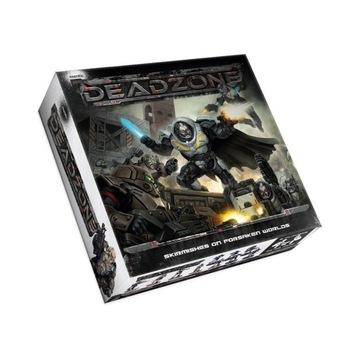 Deadzone 2nd Edition Starter Set !Предпродажная! доставка товаров из Польши и Allegro на русском