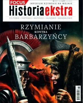 FOCUS HISTORIA EXTRA nr 5/20 RZYMIANIE KONTRA BARB доставка товаров из Польши и Allegro на русском