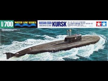 1/700 Модель корабля Курской Оскар II Cls Tamiya 31906 доставка товаров из Польши и Allegro на русском