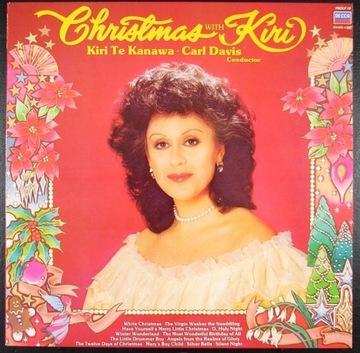 KIRI TE KANAWA - Christmas with Kiri - Kolędy доставка товаров из Польши и Allegro на русском