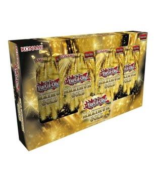 YU-GI-OH! Максимальный золотой ящик Морион W-wa  доставка товаров из Польши и Allegro на русском