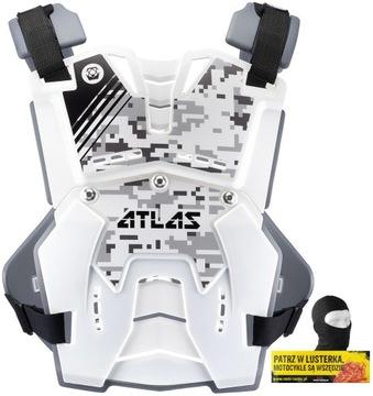 ZBROJA BUZER CHEST ATLAS DEFENDER DIGITAL WHITE доставка товаров из Польши и Allegro на русском