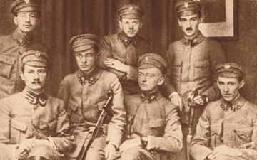 КОМАНДА УПРАВЛЯЮЩИХ P. O. W. В 1914/1915. ОК. 1920 доставка товаров из Польши и Allegro на русском