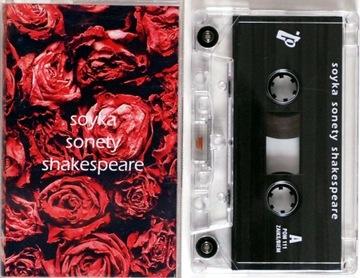 Soyka - Sonety Shakespeare (kaseta) BDB доставка товаров из Польши и Allegro на русском