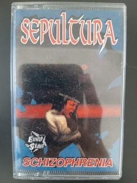 Sepultura – Schizophrenia доставка товаров из Польши и Allegro на русском