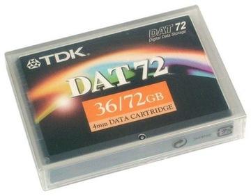 ЛЕНТА TDK DAT72 36/72GB DATA TAPE DC4-170S Stremer доставка товаров из Польши и Allegro на русском