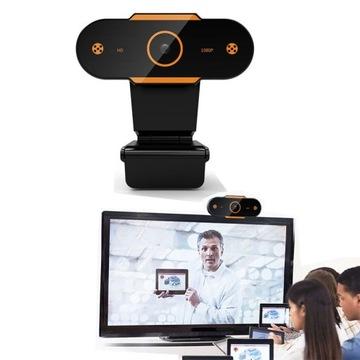 Kamerka Kamera INTERNETOWA HD 1080P MIKROFON доставка товаров из Польши и Allegro на русском