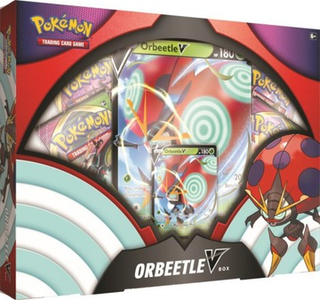 Karty Pokemon Champion's Path - VBox Orbeetle доставка товаров из Польши и Allegro на русском