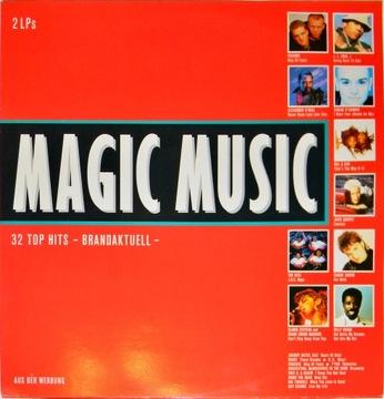 Magic Music - 32 Top Hits 1988 SKŁ 2x12' OMD Heart доставка товаров из Польши и Allegro на русском