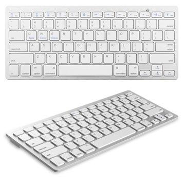 Беспроводная клавиатура Bluetooth для iPad iMac доставка товаров из Польши и Allegro на русском