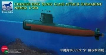 БРОНКО NB 5012 1:350 Chinese 039G Sung подводная лодка доставка товаров из Польши и Allegro на русском
