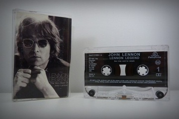 Картридж Jonh Lennon Very Best Of ВЫПУСК ЗАПАДНЫЕ доставка товаров из Польши и Allegro на русском