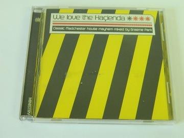 Graeme Park We Love The Hacienda CD доставка товаров из Польши и Allegro на русском
