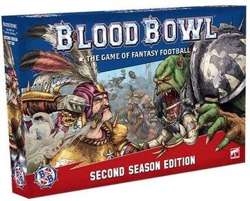 Blood Bowl: Second Season Edition доставка товаров из Польши и Allegro на русском