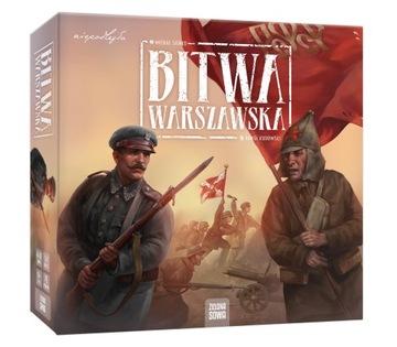Настольная ИГРА Bitwa Warszawska Ferie + 10  доставка товаров из Польши и Allegro на русском