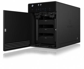 OBUDOWA JBOD MACIERZ NA 4 DYSKI 3,5 HOT SWAP USB-C доставка товаров из Польши и Allegro на русском