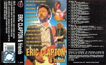 Eric Clapton & Friends /MC доставка товаров из Польши и Allegro на русском