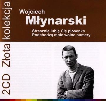 ВОЙЦЕХ MŁYNARSKI: ЗОЛОТАЯ КОЛЛЕКЦИЯ 1+2 (CD) доставка товаров из Польши и Allegro на русском