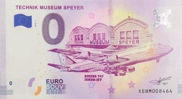 0 Евро - Technik Museum Speyer - Германия - 2018 доставка товаров из Польши и Allegro на русском