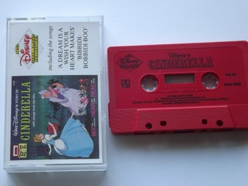 Cinderella - UK 1988 Disney Дэвид Хоффман доставка товаров из Польши и Allegro на русском
