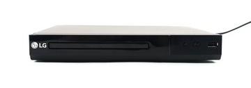 DVD-плеер LG DP132 USB доставка товаров из Польши и Allegro на русском