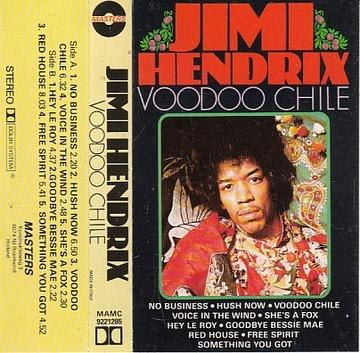 Jimi Hendrix Voodoo Chile /MC доставка товаров из Польши и Allegro на русском