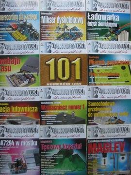 ЭЛЕКТРОНИКА для всех 12 номеров Год выпуска 2004 доставка товаров из Польши и Allegro на русском