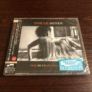 НОРА ДЖОНС Pick Me Up Off The Floor SHM CD JAPAN доставка товаров из Польши и Allegro на русском